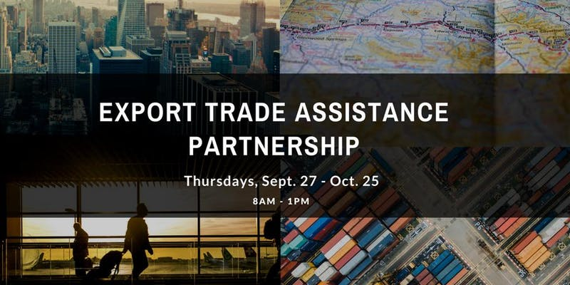 Exporting Event – Global Business Opportunities for Small Business