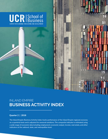 UCR Business Activity Report