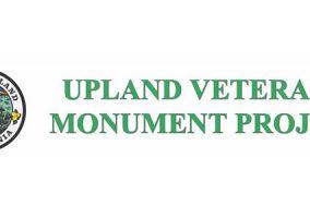Upland Veterans Monument