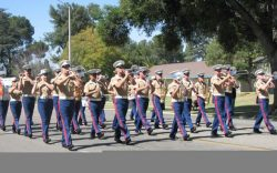 Veterans Parade Riverside