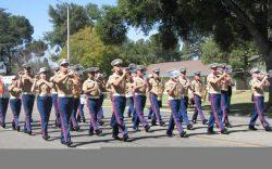 Veterans Parade Riverside