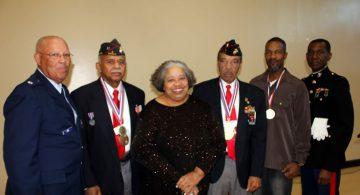 Riverside-NAACP Veterans