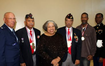 Riverside-NAACP Veterans