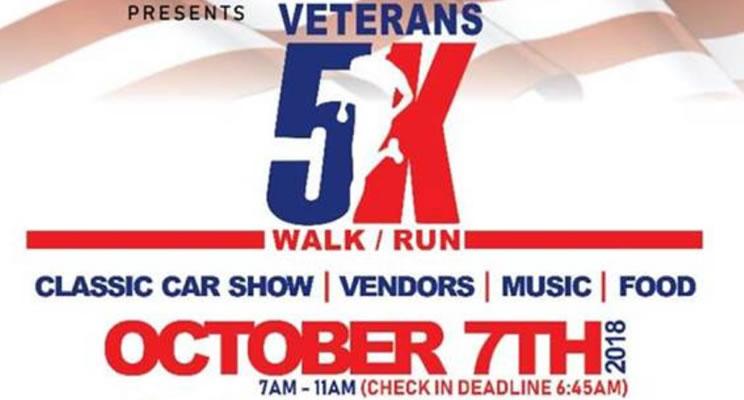 Veterans 5K Walk Run and Classic Car Show
