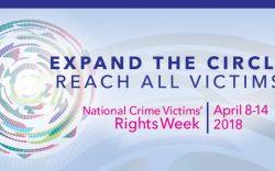 Victims Rights Week