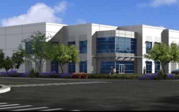 Victorville Logistics Airport Building 18