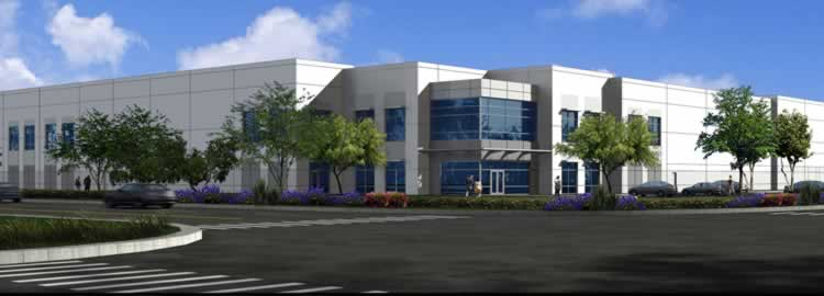 Victorville Logistics Airport Building 18