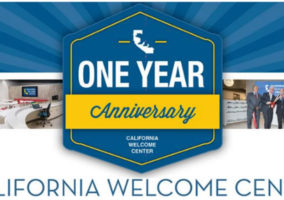 California Welcome Center Ontario