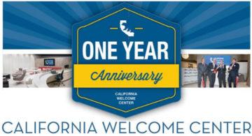 California Welcome Center Ontario